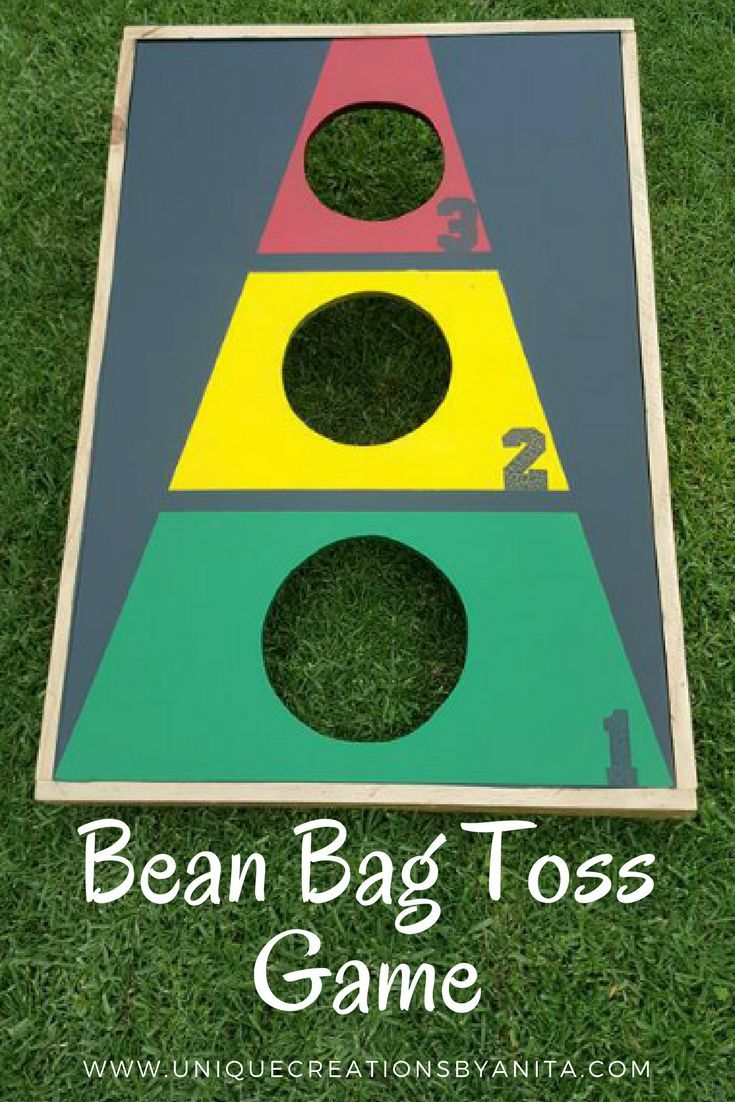 Kids Bean Bag Toss Game New Store Deals