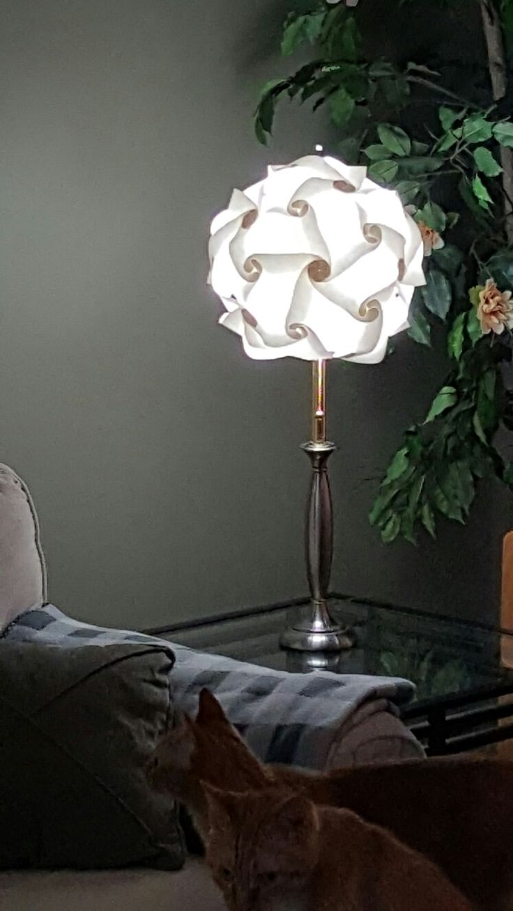 Puzzle Light Lamp Shade