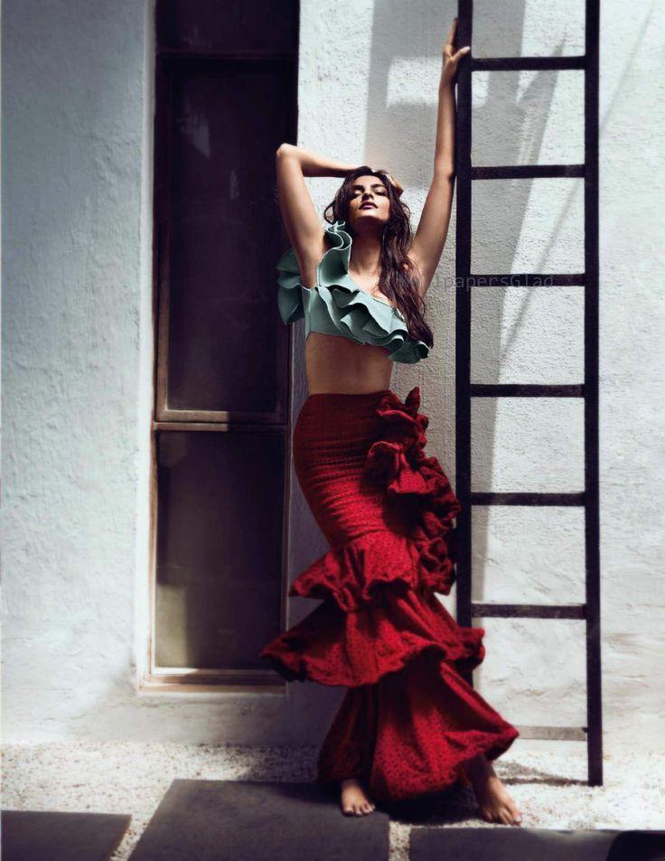 Sonam Kapoor Vogue India 2017 June