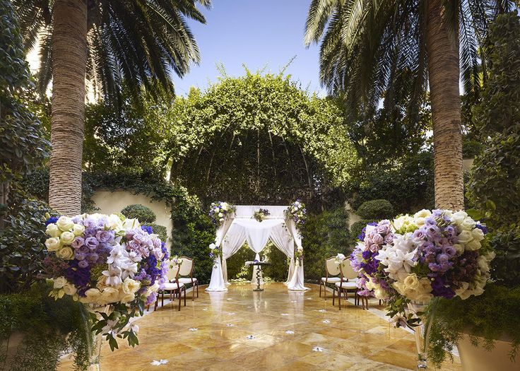 10 Reasons To Have Your Wedding in Vegas  (Photo courtesy of Wynn Las Vegas)