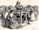 """In 1706, Ann Putnam Jr. offered a public apology for her participation in the witch trials at Salem. She stood in church while her apology was read: """" I desire to be humbled before God. It was a great delusion of Satan that deceived me in that sad time. I did not do it out of anger, malice, or ill will."""" Ann was the only one of the afflicted girls to make such an apology."""