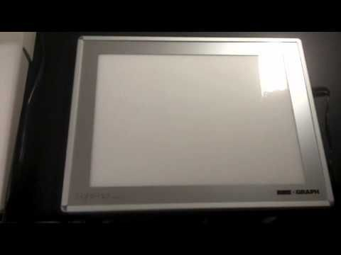 Amazing comic book artist, Brett Weldele, shows how his brand new Artograph LightPad 930 in a review and how it works.