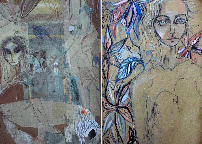 311 best sasha pivovarova artwork images on pinterest
