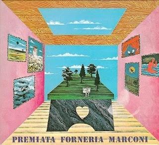 PFM - Per un amico... amazing Italian progressive rock