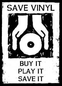 Help preserve vinyl for future generations!