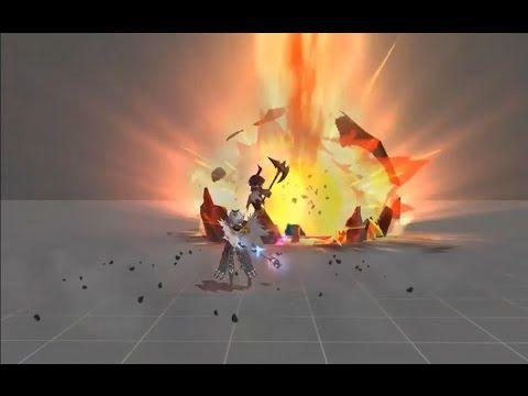 Dragon Nest - All Awakening Skills in Updates Lv 93 - May 2016