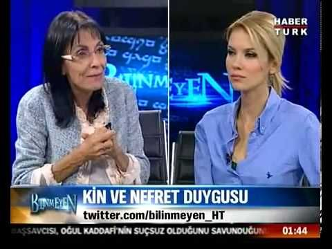 Bilinmeyen Cemalnur Sargut - YouTube