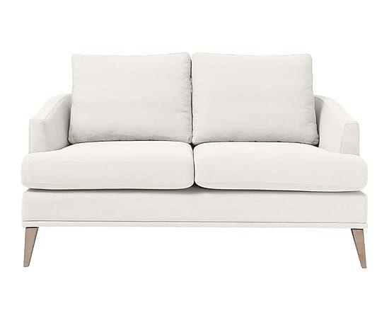 Sofá de dos plazas Celina - beige
