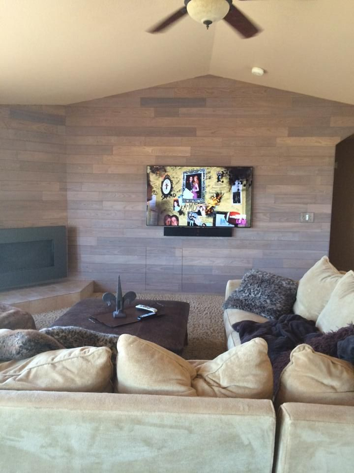 17 Best Images About Stikwood Weather Wood Panels On