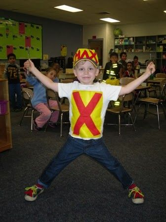 Mrs. Steel-Keelor's 2nd Grade Class: Letterland Dress-UP Day and Parade