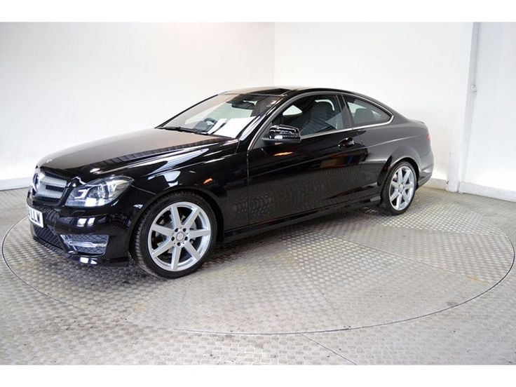 Mercedes-Benz C Class C220 CDI AMG Sport Edition Auto SAT NAV & PAN ROOF Coupe