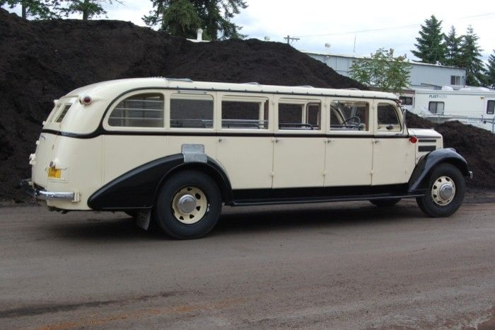 Tour Buses for Sale | By the way, there's another 1936 White Yellowstone bus for sale on ...