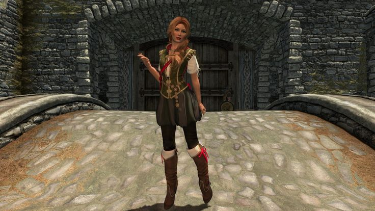 VS Witcher 3 Shani Standalone Colours at Skyrim Nexus - mods and community