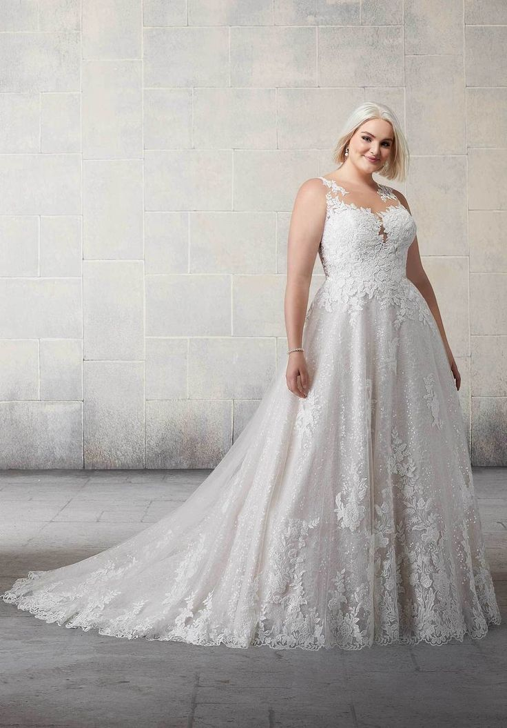 Mori Lee Sansa (W Option) in 2020 Mori lee wedding dress