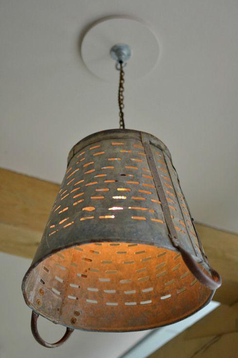 3 Best Upcyled Lighting Ideas Metal Buckets Facebook