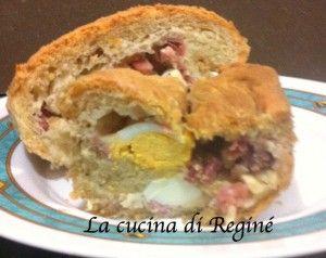 #Il Tortano napoletano# La cucina di Reginé