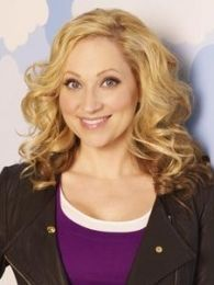 Leigh-Allyn Baker. Love her hair