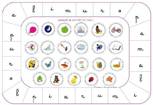 Atelier phonologie de fin d'année