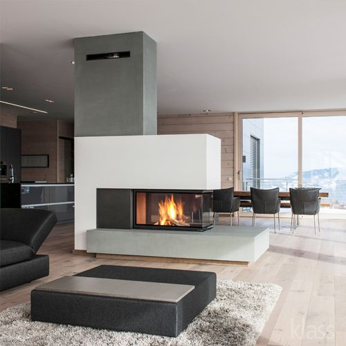wohnzimmer ofen modern:The Most Realistic Gas Fireplaces