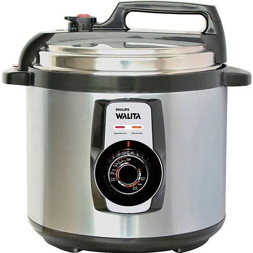 Panela de Pressão Elétrica Philips Walita Daily 5L com Timer - Submarino.com …