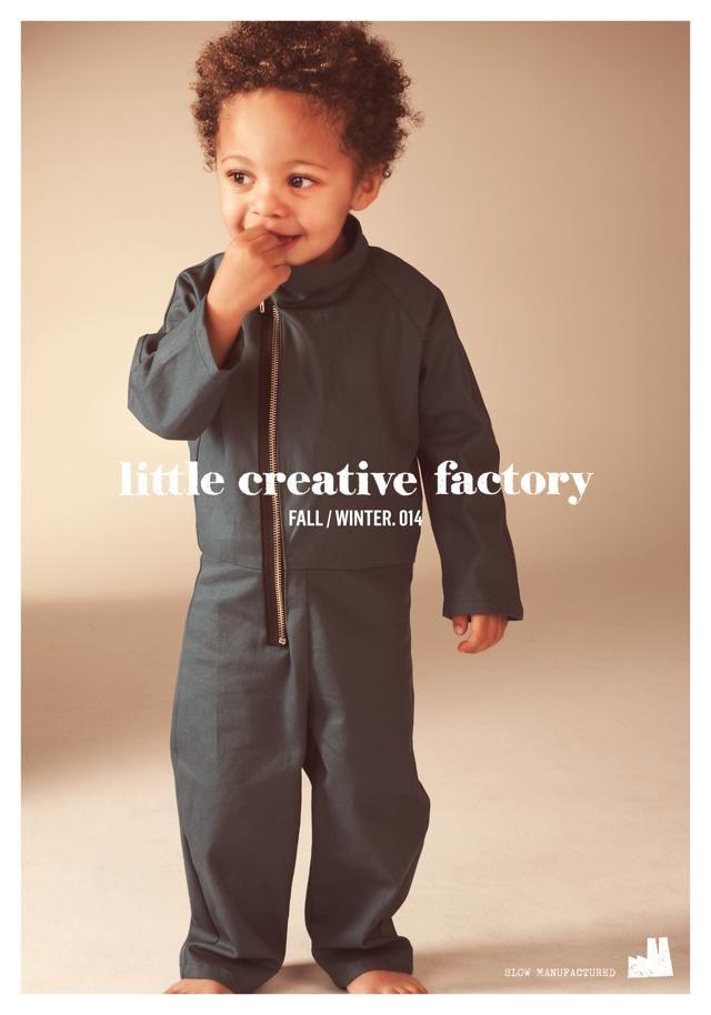 Little creative factory!