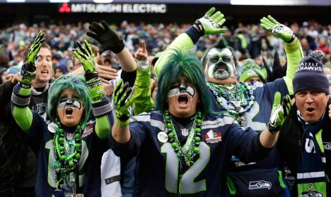 Seahawks Fans...