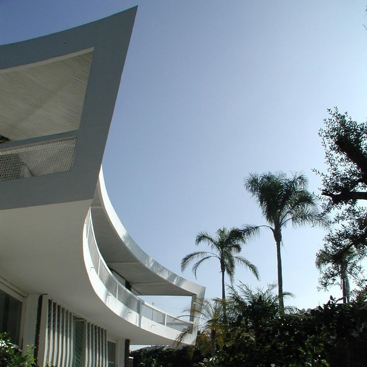 Architecture moderne marocaine - Jean Francois Zevaco