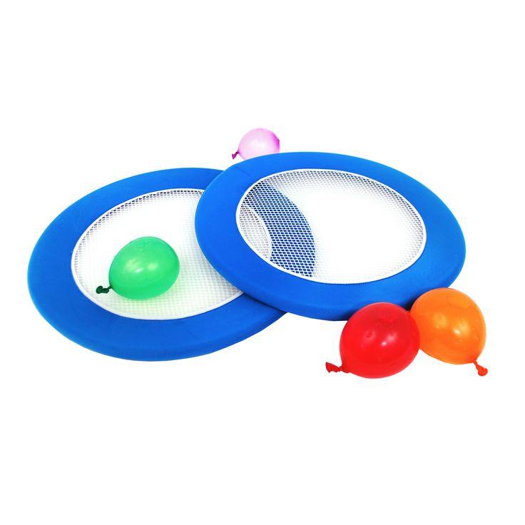 OgoSport OgoDisk H20 Bouncy Paddle for Water Balloons