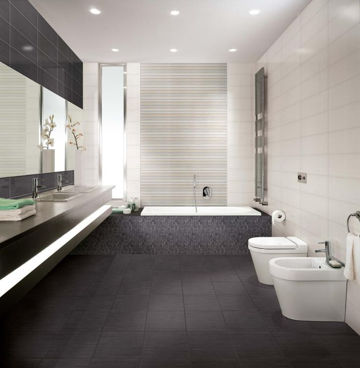 Photo Album For Website Bathroom Design Appealing New Modern Bathroom With Grey Tile And Minimalist Vanity White Modern Bathrooms Magnificent Stylish Bathroom Pictures Gallery