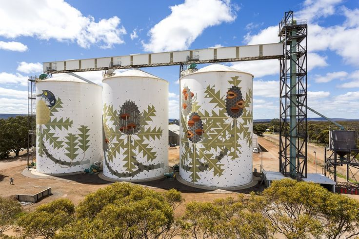 A new cultural tourism trail linking large-scale public artworks in Western Australia's Wheatbelt region to be launched as part of Perth's annual PUBLIC festival.
