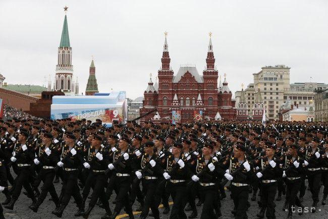 VIDEO: Rusko začalo oslavy Dňa víťazstva vojenskou prehliadkou - Zahraničie - TERAZ.sk
