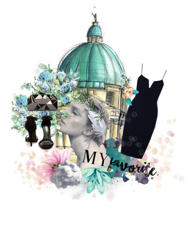"""#myfavourite"" by tinaradu on Polyvore featuring Lulu*s and WithChic"