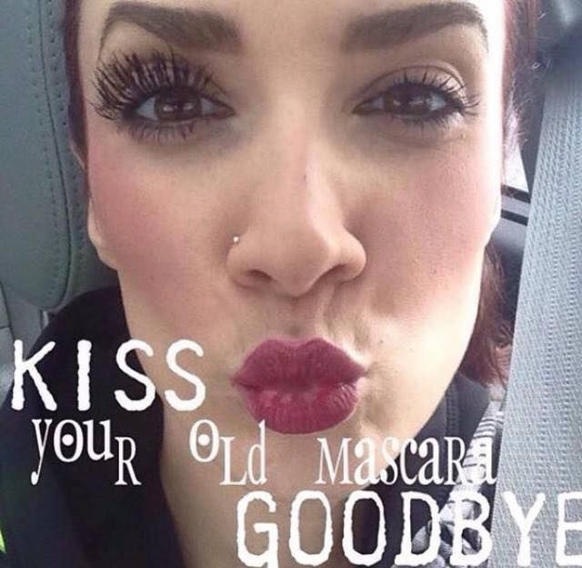 Say Goodbye to short lashes - Shop online at www.fabulashes.com for Younique 3D Mascara