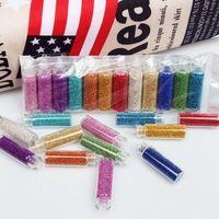 Ногти для куклы_12 цветов 3D икра ногтей женщины блестит Diy украшения для ногтей инструменты ZP143