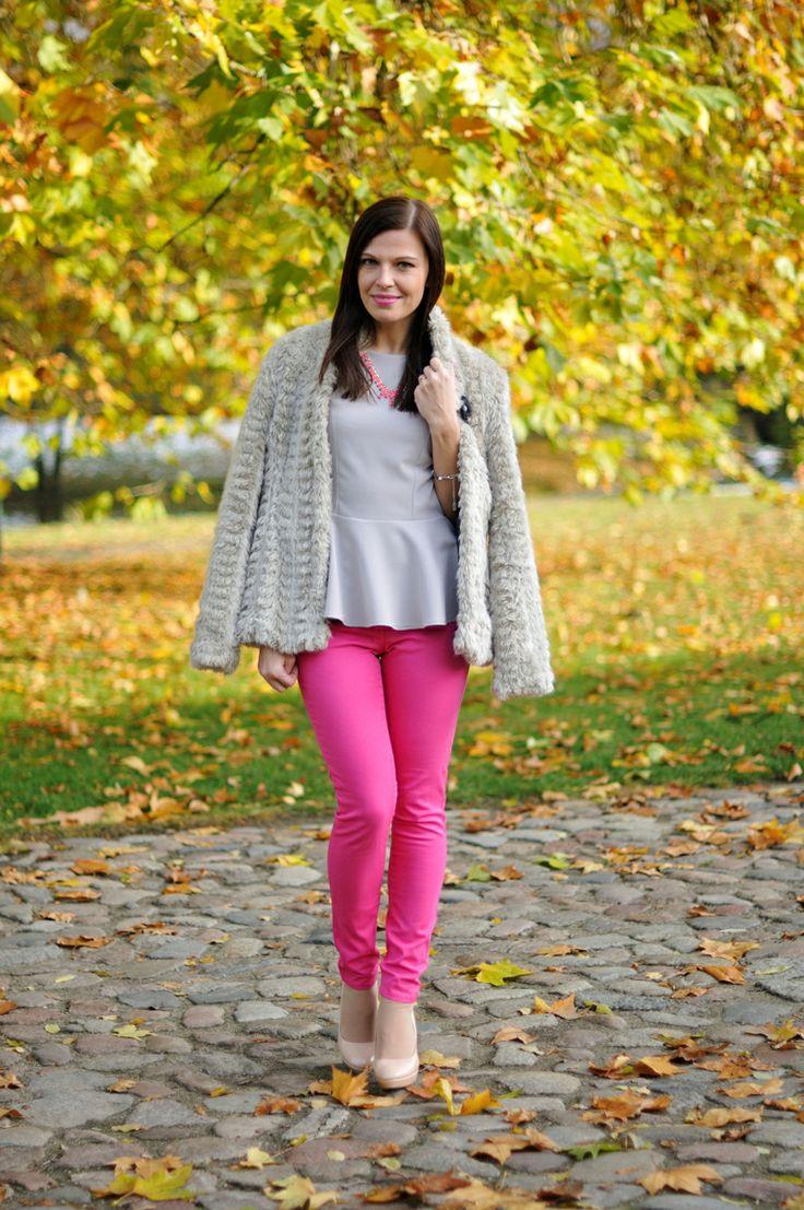 Addicted to Fashion - bluzka z baskiną z kolekcji jesień/zima 2012 #moda #blogerki #baskinka