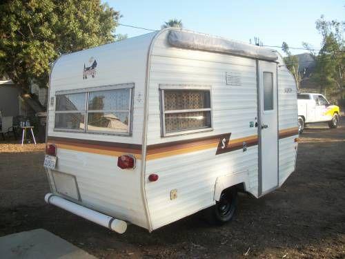 1982 Serro Scotty Hilander 14 Ft 1250 Pounds W Bathroom 4000 Tct Classifieds For Sale
