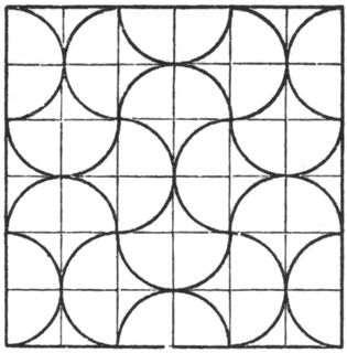 Love this tessellation pattern for my next piece of wall art!