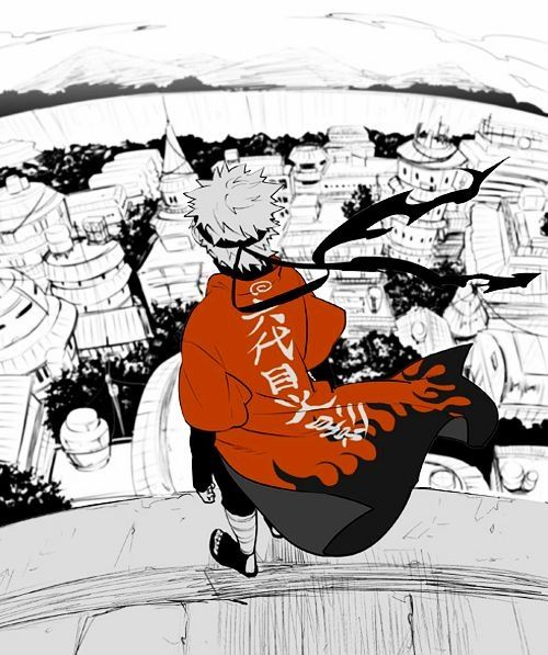 Sixth Hokage Naruto