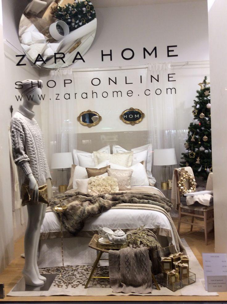 Zara Home Christmas Visual Pinterest Display Visual