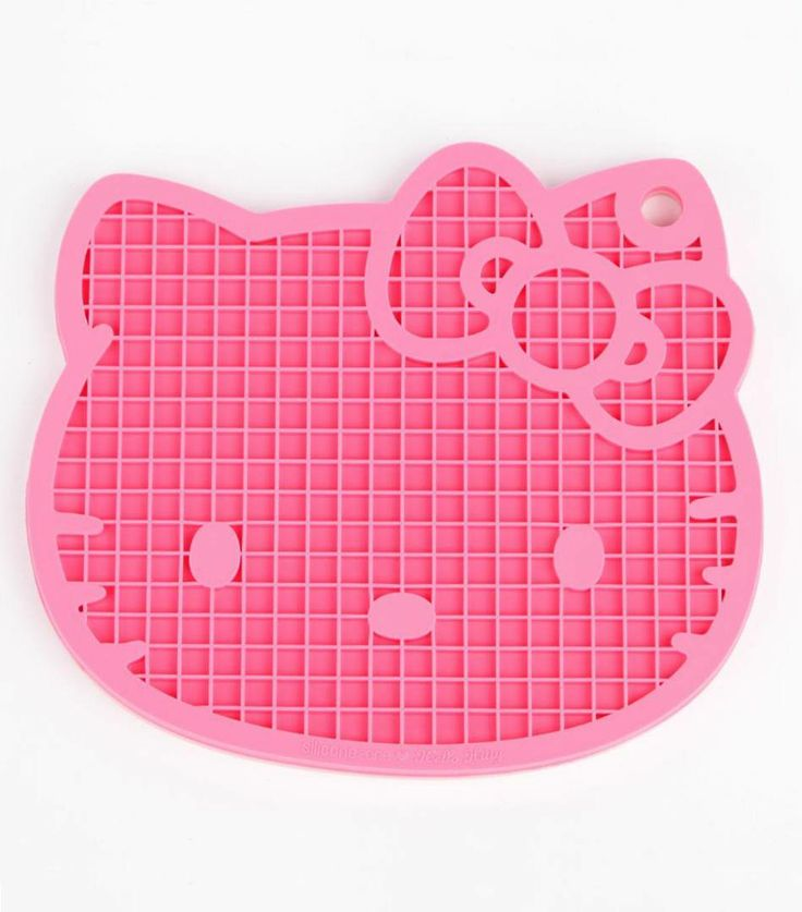 Best friend in the #kitchen...the #HelloKitty Pot Holder