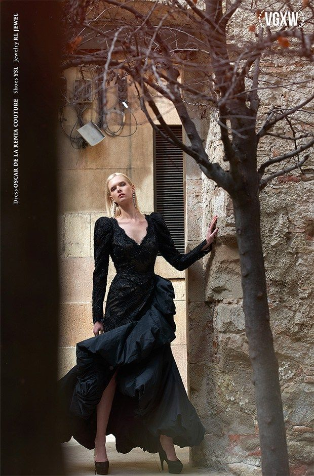 [VGXW Magazine Style Editorial] From Barcelona, with Love