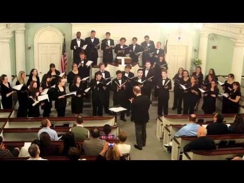 All My Trials - Hofstra Chamber Choir - YouTube