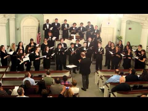 All My Trials - Hofstra Chamber Choir - YouTube
