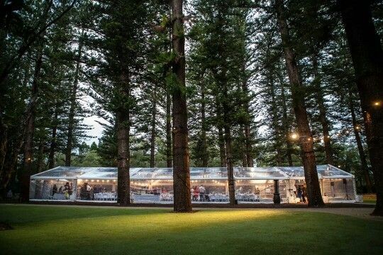 Venues Polka Dot Outdoor Wedding Reception Western Australia The End Result Of All Pinning Our