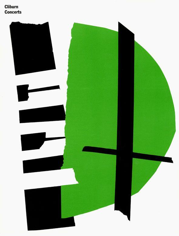By Ivan Chermayeff, 1 9 9 3, Ninth Van Cliburn International Piano Competition.