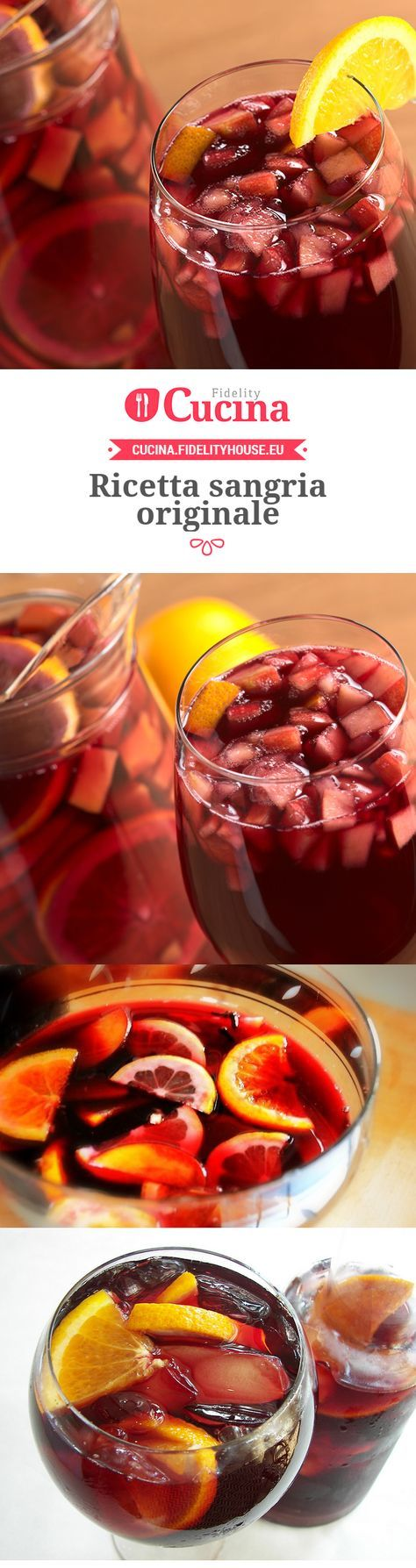 La sangria originale è una bevanda alcolica di origini spagnole, preparata e consumata, ormai, in tutto il mondo. Vediamo come prepararla in cas