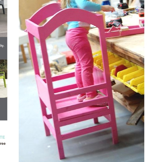 Helper Stool Diy And Beyond Pinterest