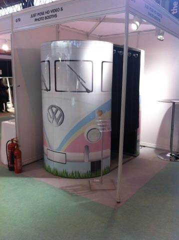 VW photo booth for hire