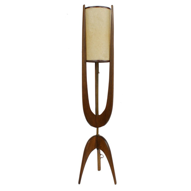 Hervorragend Danish Modern Tripod Lamp