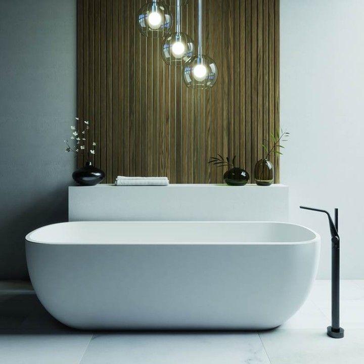 Wellness Bad Bei Uns Gibt Es Noch Mehr Inspiration Www Wohn Dir Was De Badezimmer Badewanne Baden Wellness Bad Dusche Interiord Bathroom Bathtub